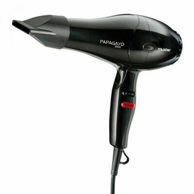 Sèche-cheveux Papagayo 3000 noir - Soufflante - 1 à 2 vitesses Müster & Dikson