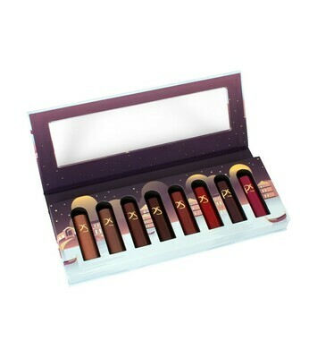 Coffret mini rouge à lèvres mats