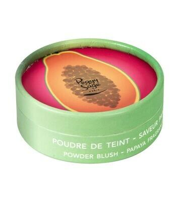 Poudre de teint – Saveur papaye. 9g