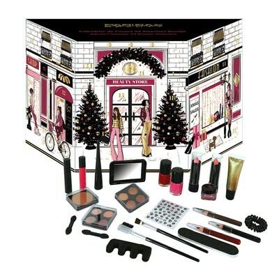 Calendrier de l'Avent Beauty Store Parisax