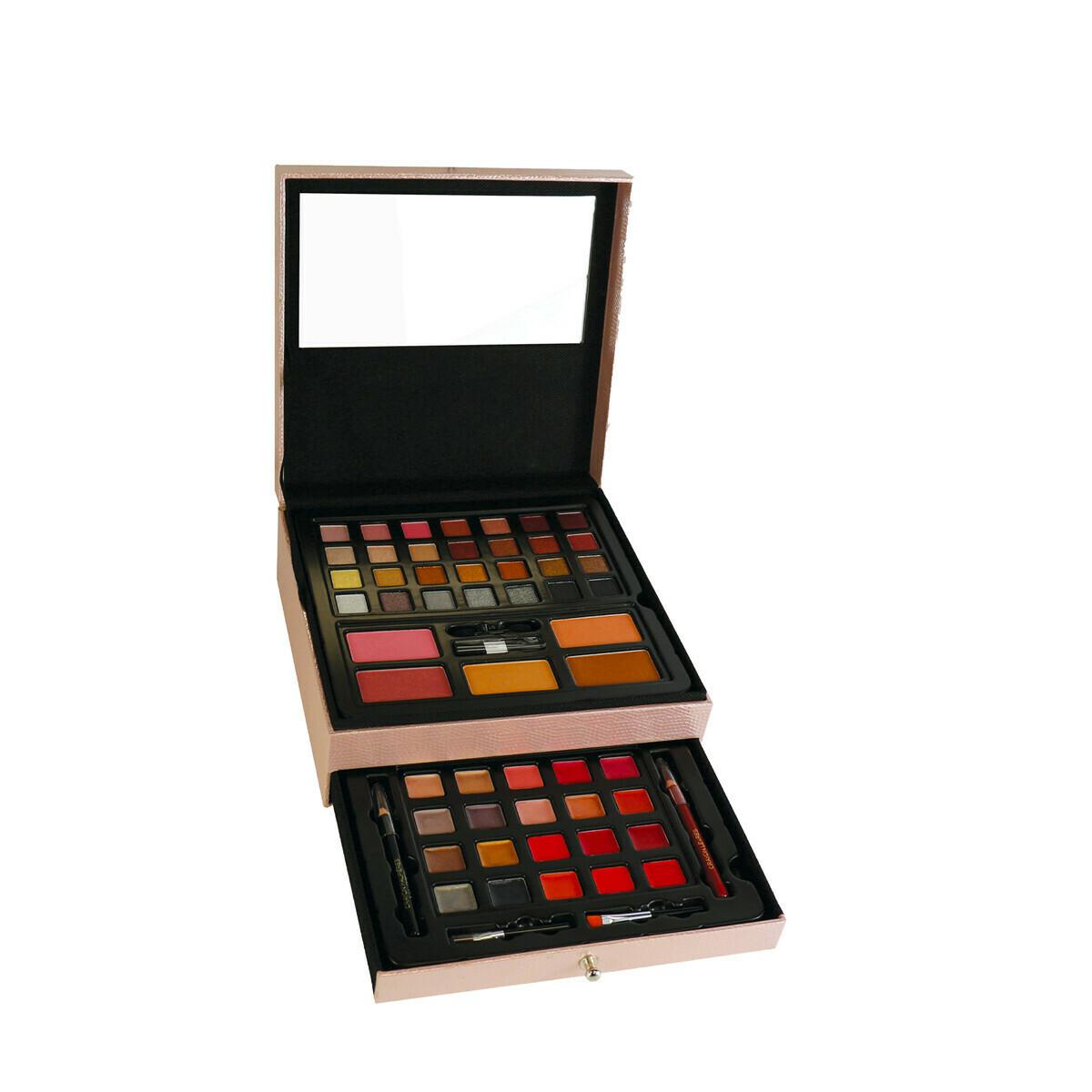 Coffret maquillage Golden Rose Parisax
