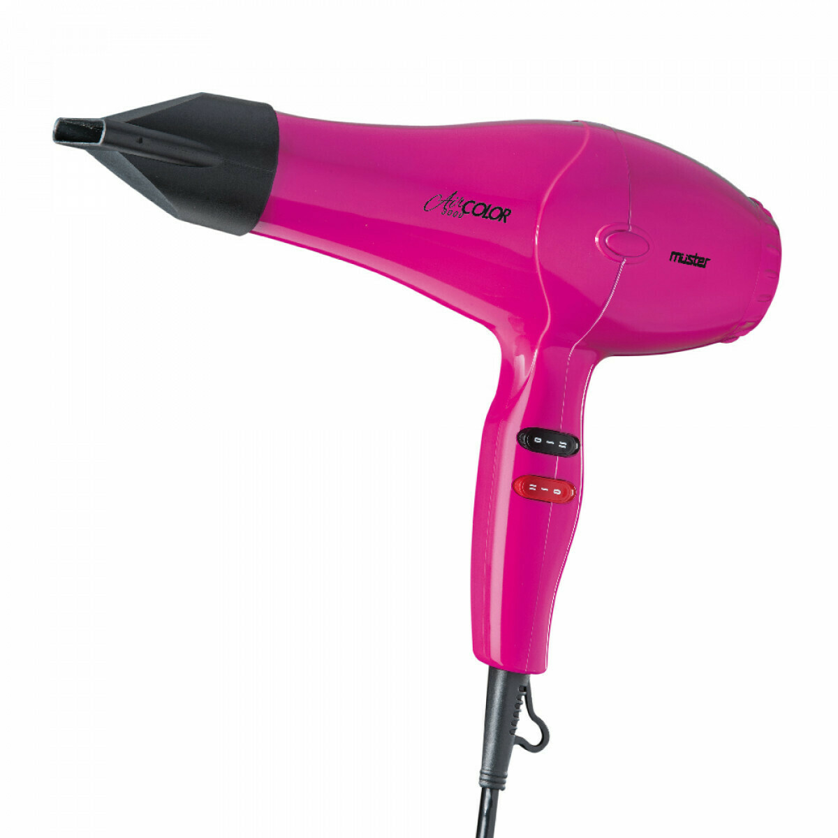 Sèche-cheveux Air Color 2000W - Séchage - 1 à 2 vitesses