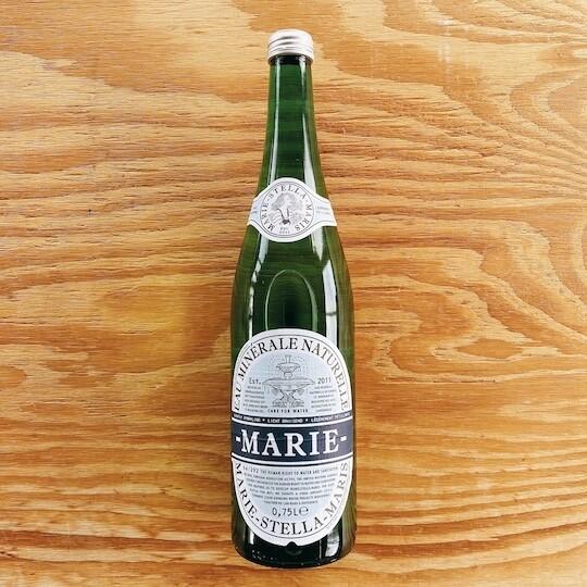 Marie Stella Maris bruisend water