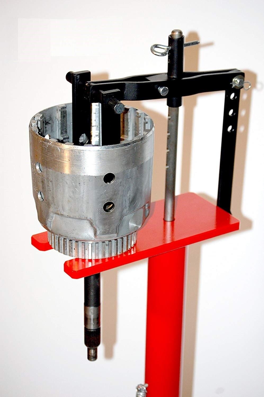 Пресс для снятия и установки стопорных колец