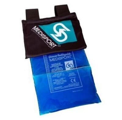 Neoprenska manšeta  s Cryo - Pack Pro vrečko - komplet