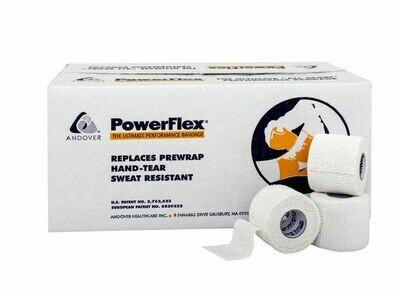 POWER FLEX - samolepilni elastični povoj 5 cm. x 5,5 mt.  Pakiranje=24 kos.