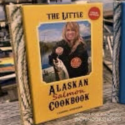 Cookbook: Little Alaskan Salmon