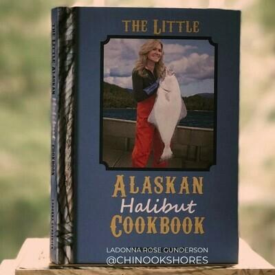 Cookbook: Little Alaskan Halibut