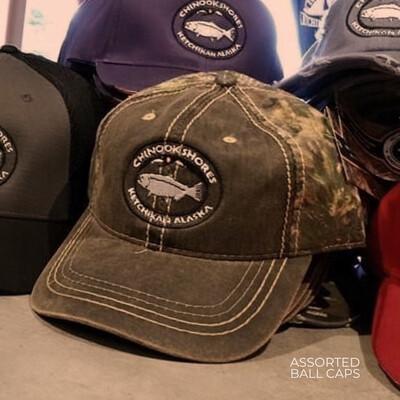 Ball Caps (assorted)