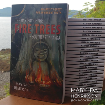 The Mystery of the Fire Trees (autographed copy)
