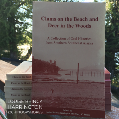 Recommend Reading: Clams on the Beach Deer in the Woods