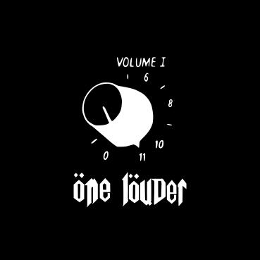 """One Louder"" (Mens/Ladies Shirt)"