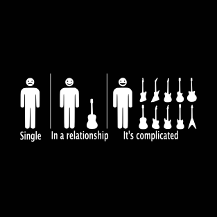 """""""It's Complicated"""" (Mens/Ladies Shirt)"""