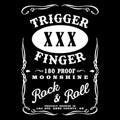 Trigger Finger Logo  (Mens/Ladies Shirt)