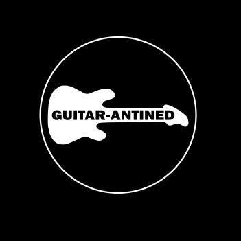 """""""Guitar-antined"""" (Mens/Ladies Shirt)"""