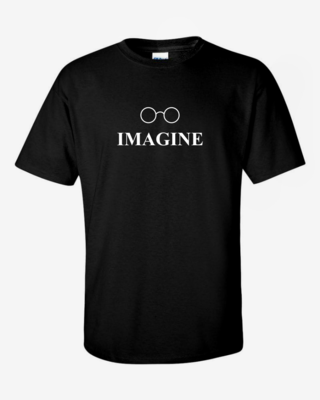 Imagine - Mens Softstyle T-Shirt