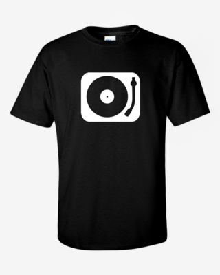 Turntable - Mens Softstyle T-Shirt