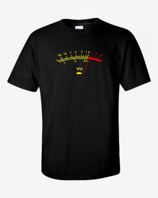 VU Meter- Mens Softstyle T-Shirt