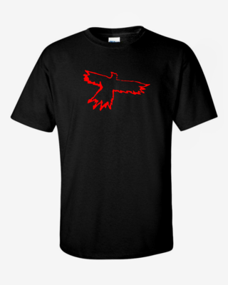 The Crow - Mens Softstyle T-Shirt