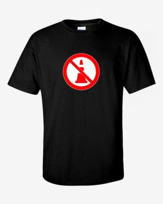 No Cones - Mens Softstyle T-Shirt