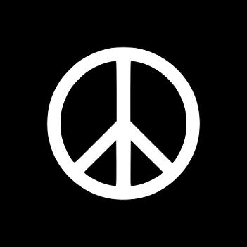 Peace Sign - (Mens/Ladies Shirt)