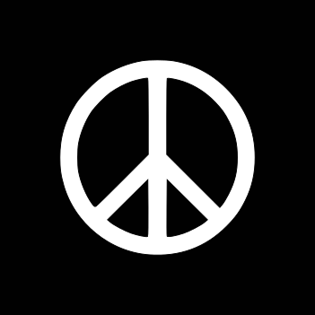 Peace Sign - (Mens/Ladies Shirt)