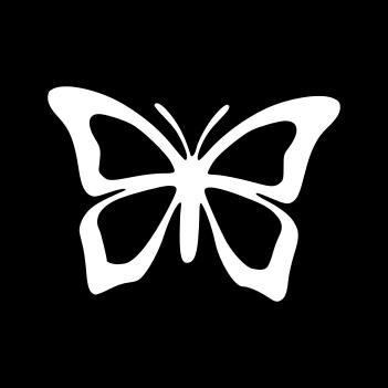 Butterfly - (Ladies Shirt/Hoodie)