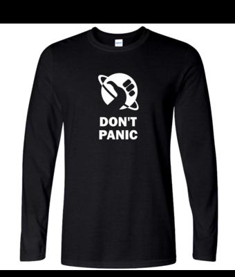 Don't Panic - Mens Long Sleeve