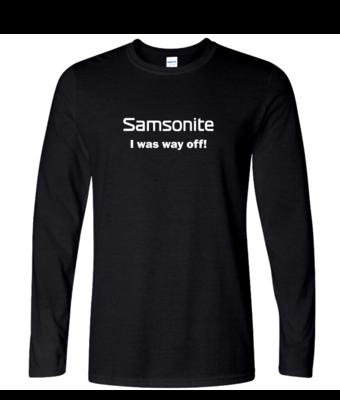 Samsonite - Mens Long Sleeve