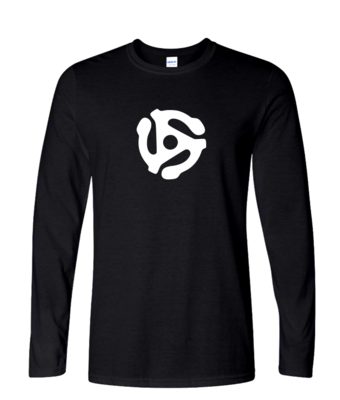 Spider Record Adapter - Mens Long Sleeve