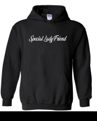 Special Lady Friend - Ladies Hoodie