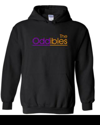 """""""Oddibles"""" Logo - Unisex Hoodie"""