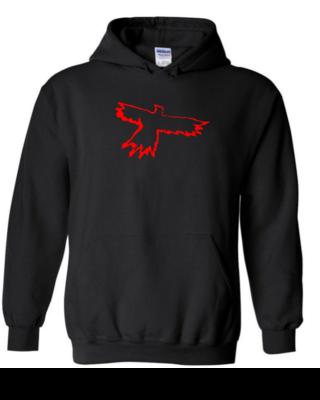 The Crow - Unisex Hoodie