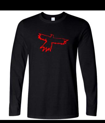 The Crow - Mens Long Sleeve