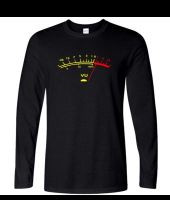 VU Meter - Mens Long Sleeve