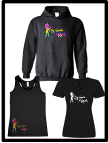 Women of Rock Merchandise