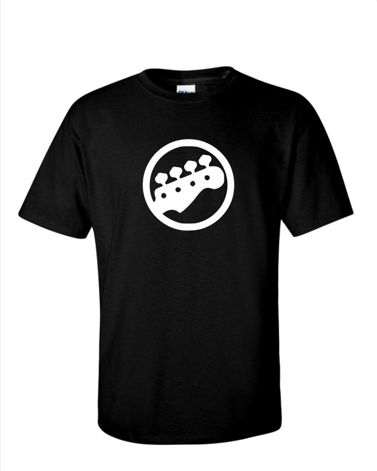Bass Guitar - (Mens/Ladies Shirt)