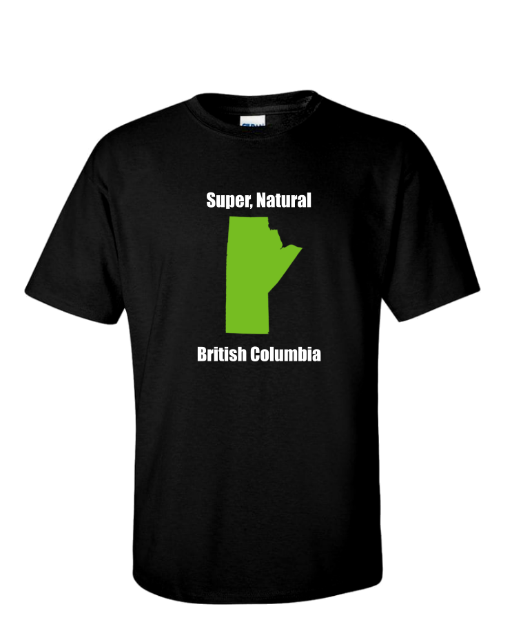 British Columbia - (Mens/Ladies Shirt)