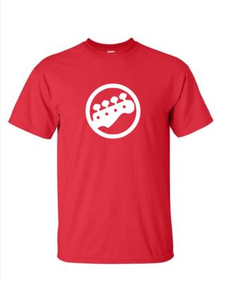 Bass Guitar - Mens Softstyle T-Shirt