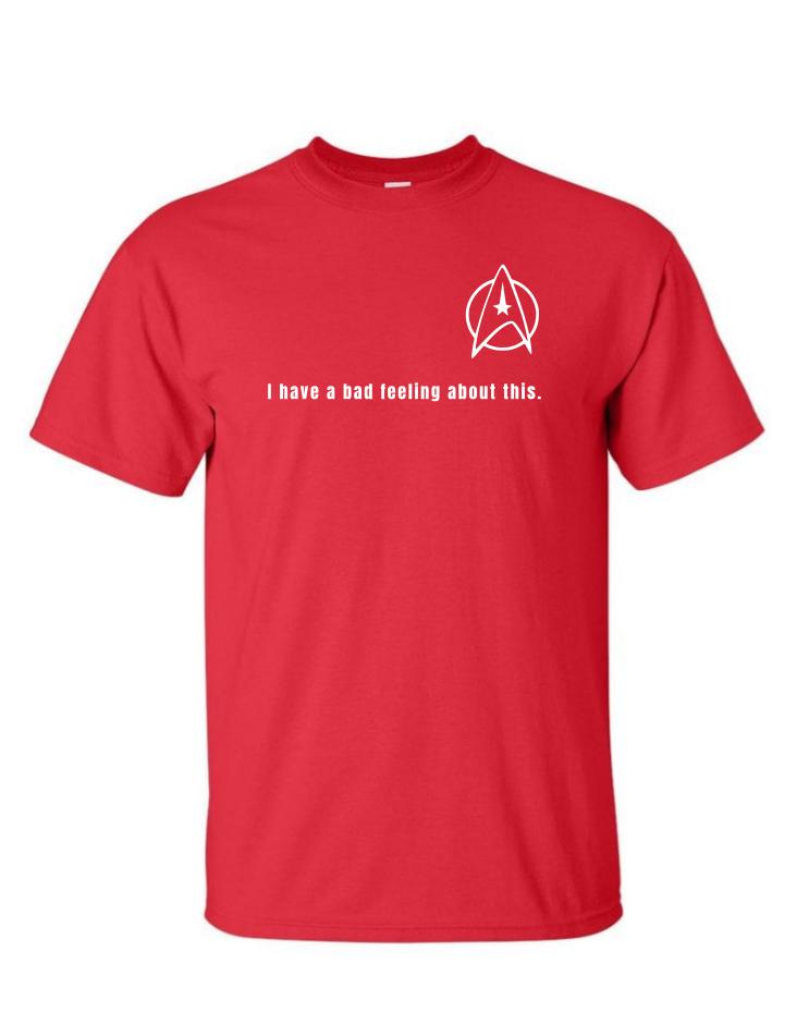 Red Shirt - (Mens/Ladies Shirt)