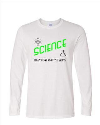 Science - Mens Long Sleeve