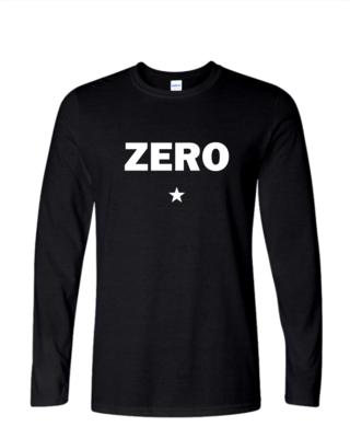 Zero - Mens Long Sleeve