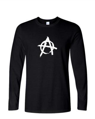 Anarchy - Mens Long Sleeve
