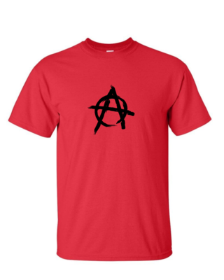Anarchy - Mens Softstyle T-Shirt