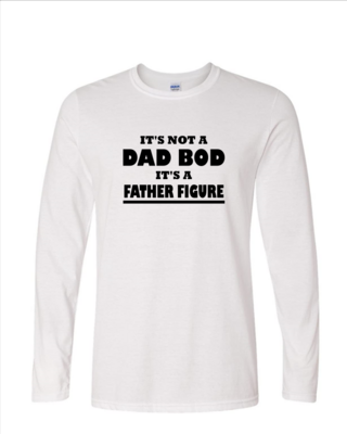 It's Not a Dad Bod - Mens Long Sleeve