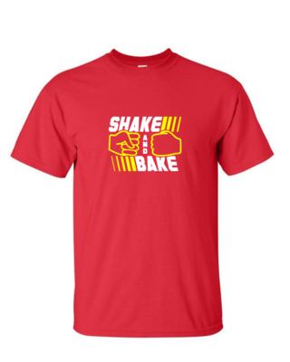 Shake and Bake - Mens Softstyle T-Shirt