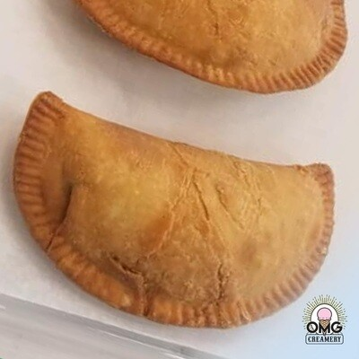 Mixed Vegetable & Barley Fried Pie