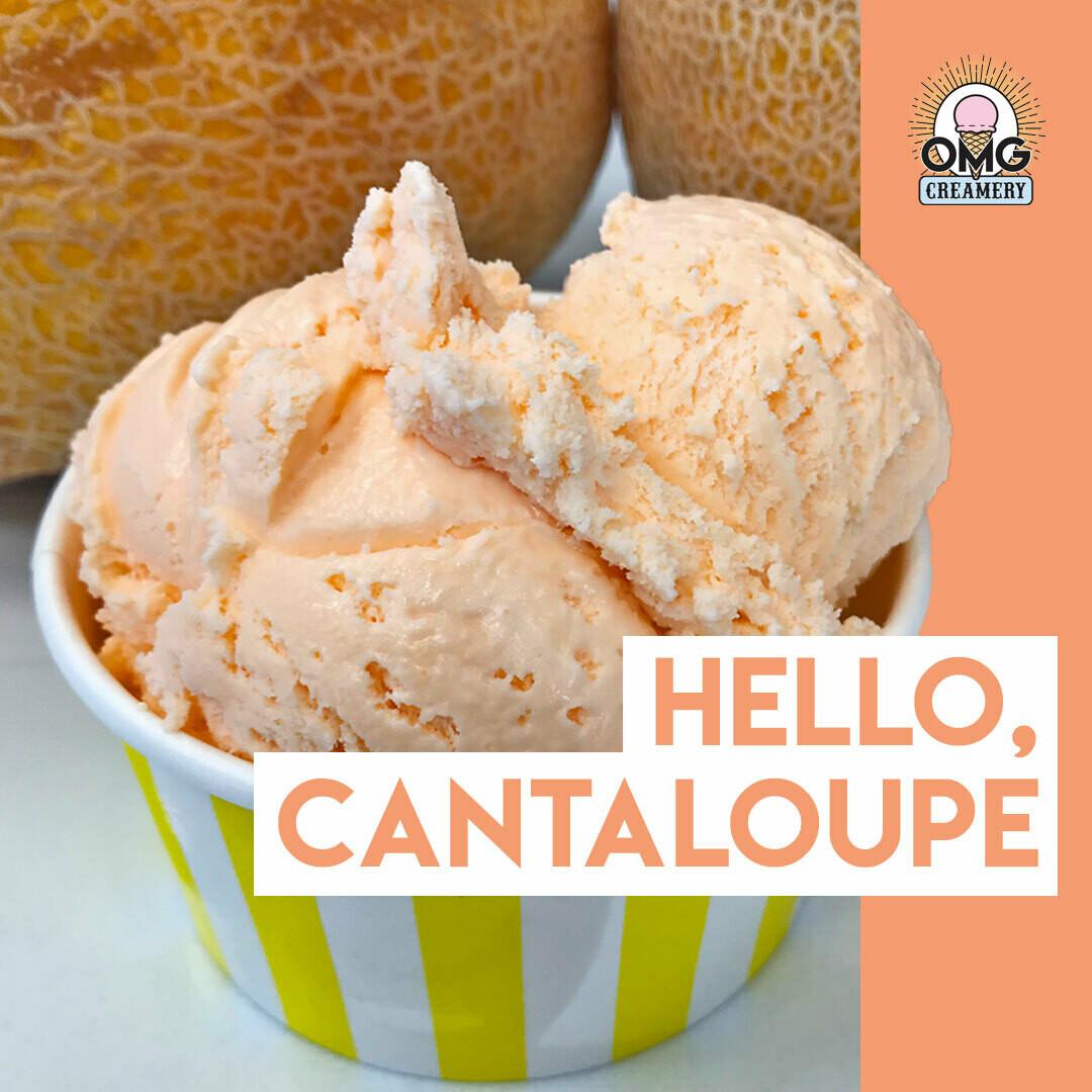 Cantaloupe Ice Cream