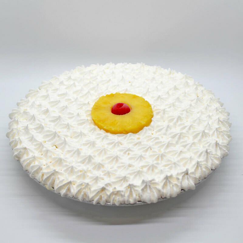 DOLE Pineapple Ice Cream Pie
