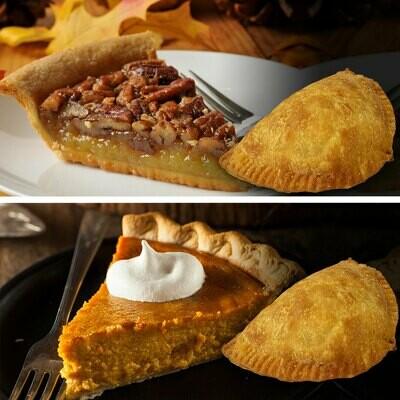 Seasonal Fried Pie 4-Pack (10% Off)